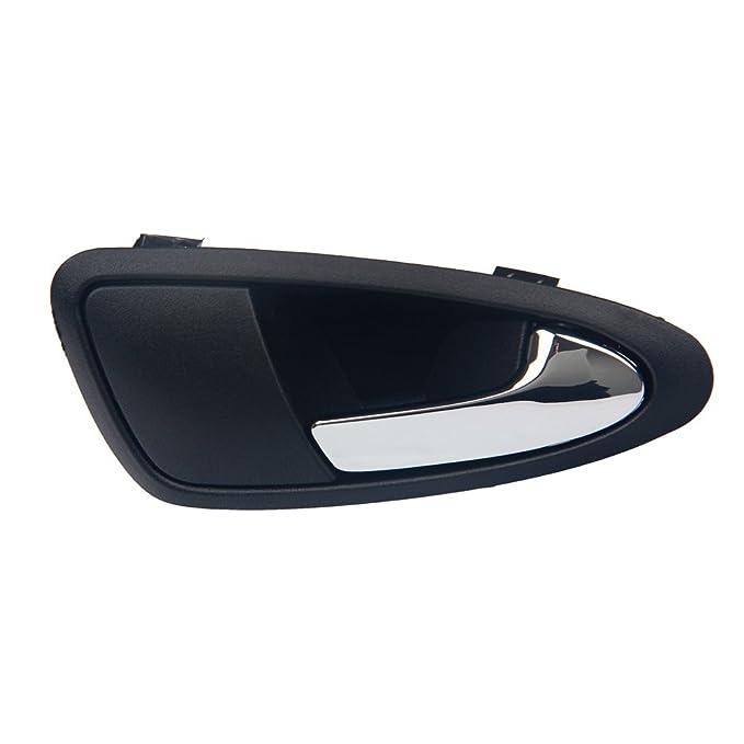 GAOHOU/® Chrome Inner Interior Door Handle Left For SEAT Ibiza 2009-2012 6J0837113