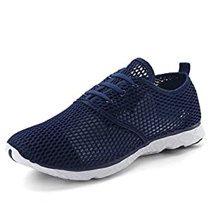 Pooluly Women's Outdoor Quick Drying Water Shoes
