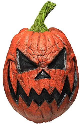 Jack O'Lantern Scary Pumpkin Mask -