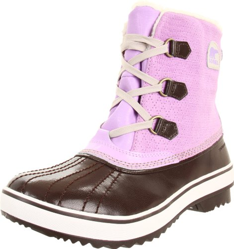 Sorel Tivoli Nm 2 Lace-Up Boot,Hydrangea/Hawk,3 M US Little Kid
