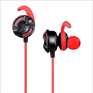 Auriculares con cable, micrófono incorporado con sonido de alta fidelidad, auriculares estéreo con auriculares
