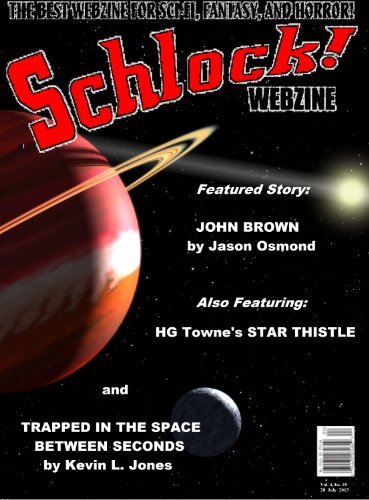 Schlock! Webzine Vol 4 Issue 29