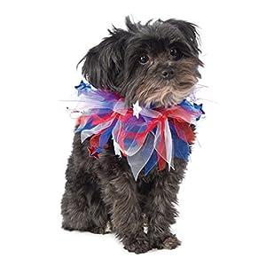 Rubie's Patriotic Fancy Collar Dog Costume