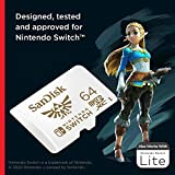 SanDisk 64GB microSDXC-Card, Licensed for