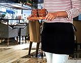 Utopia Wear 12 Pack 3 Pockets Waitress Apron, Waist