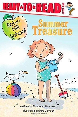 By Margaret McNamara Summer Treasure (Robin Hill School) [Paperback] pdf epub