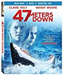 Cover Image for '47 Meters Down [Blu-ray + DVD + Digital HD]'