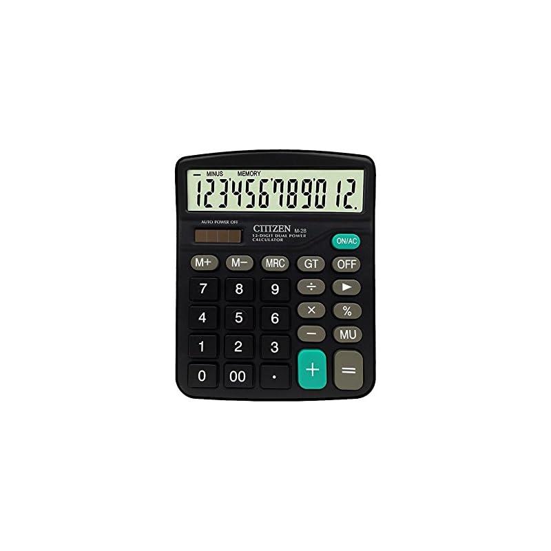 calculator-12-digits-solar-battery