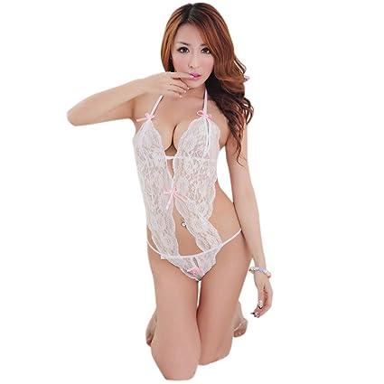 aa70c98524f Toxz Lace Lady Underwear Nightwear Sleepwear Bodysuit Babydoll Dress  Jumpsuits Lingerie