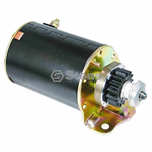 Stens 435-303 Mega-fire Electric Starter For Briggs & Stratton And John Deere