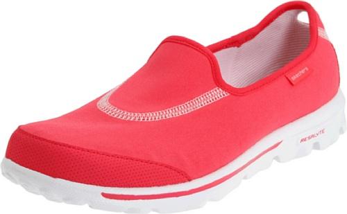 Skechers Damen Go Walk Slipper Pink (hpk)