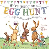 We're Going on an Egg Hunt: Board Book