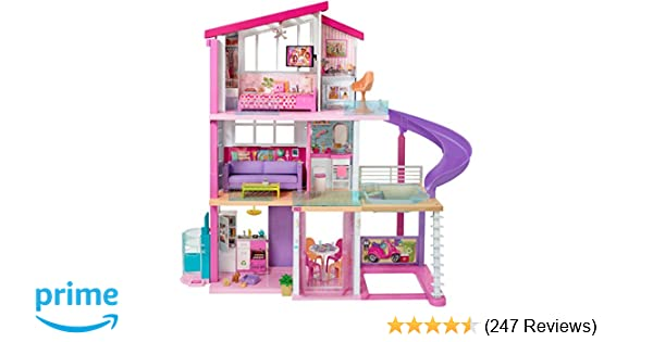 Amazon Barbie DreamHouse Toys Games