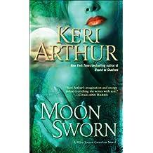 Moon Sworn: A Riley Jenson Guardian Novel