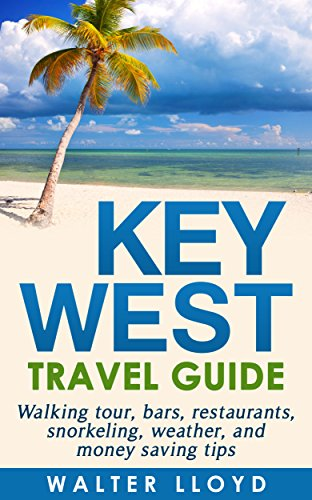 Key West Travel Guide cover