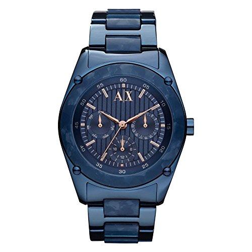 Armani Exchange AX5078 Ladies Denim Blue Christina Active Watch