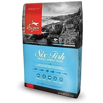Orijen Six Fish Dog Food Amazon