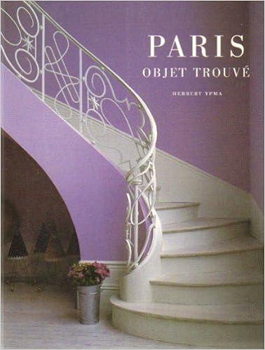 Book Paris Objet Trouve (World Design)