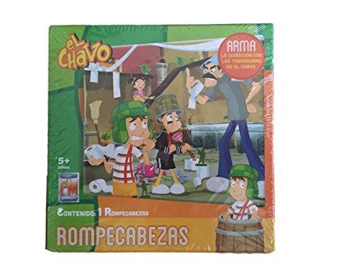 El Chavo Puzzle - Rompecabezas - Juego El Chavo del Ocho