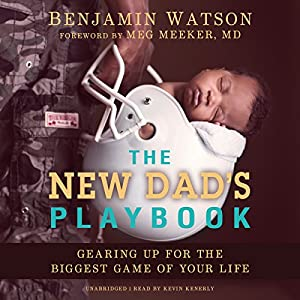 The New Dad's Playbook Audiobook