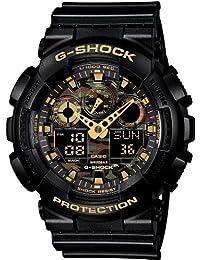 G Shock Watch Camouflage Men' S Watch Ga 100cf-1a9