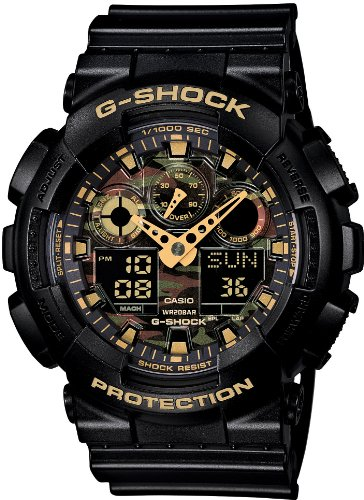 Casio Shock Watch Camouflage 100cf 1a9