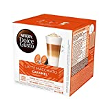 Nescafe‰ Dolce Gusto Coffee Capsules, Caramel