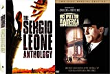 Sergio Leone's Masterpiece DVD Collection: A Fistful of Dollars / For A Few More Dollars/ The Good The Bad and The Ugly/ Duck, You Sucker and A fist Full of Dynamite/ Once Upon A Time In America