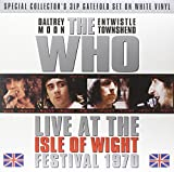 Isle-of-Wight-the who vinile lp