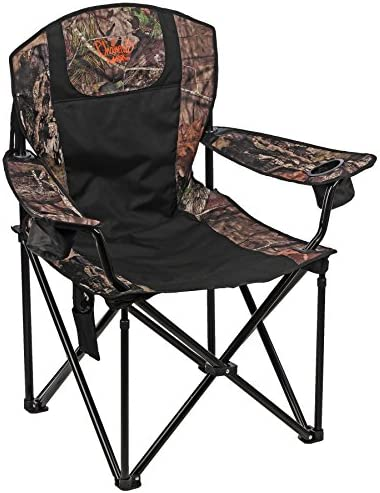Chaheati MAXX Heated Camping Chair – Camo