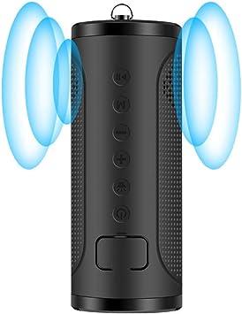 qiyan , 3D Estéreo Bluetooth Altavoz Alta Capacidad de Energía ...