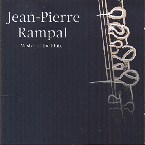 Master of the Flute By Jean-Pierre Rampal ,,Various (Composer, Conductor) (2009-01-26)