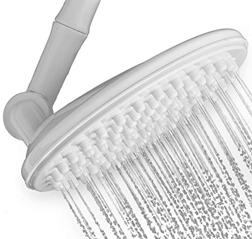 HealthyLifeStyle! Shower Head | Rainfall High Pressure 9.5