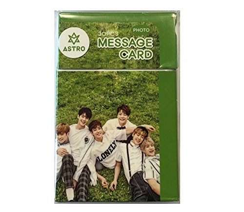 astro-photo-message-card-photocard-30pcs