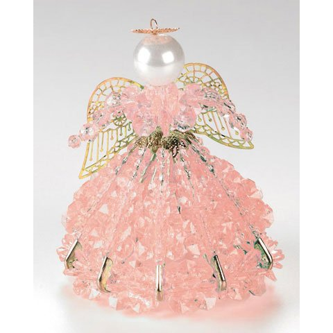Birthstone Angel Ornament October Tourmaline product image