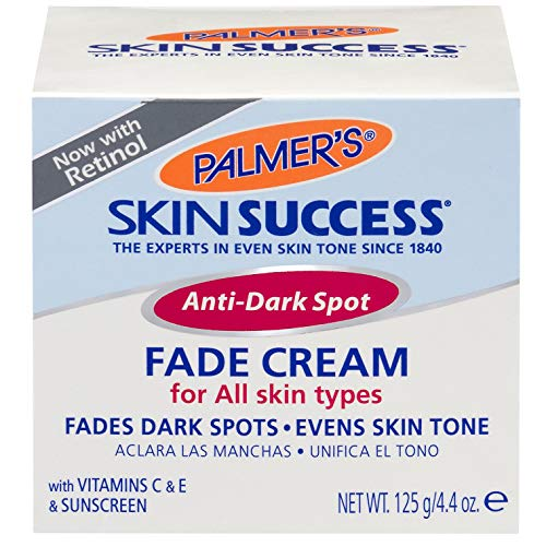 Palmer's Skin Success Anti-Dark Spot Fade Cream, For All Skin Types, with Vitamin E, Vitamin C, Sunscreen; 4.4 oz (Pack of 12)