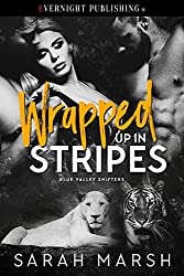 Wrapped Up in Stripes (Blue Valley Shifters Book 1)