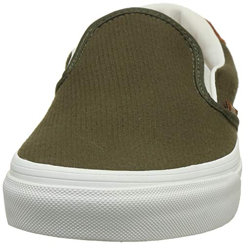 Sneakers Vans Mode Adult flanella U on Mixed Slip Classic Dusty Olive r6XrCwYq