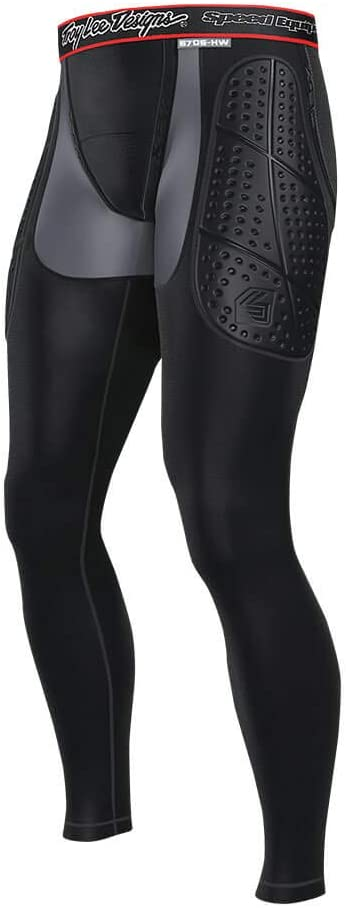 Troy Lee Designs Mens 5705 Protective Pants X-Small, Black