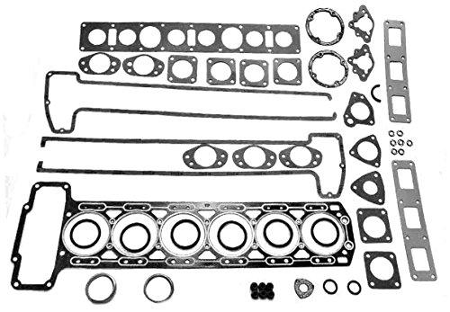 (ITM Engine Components 09-14804 Cylinder Head Gasket (Set for 1972-1973 Jaguar 4.2L L6, XJ6) )