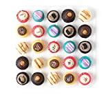 Baked by Melissa Cupcakes The Greatest Of All Time - Assorted Bite-Size Cupcakes, 25 Count