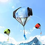 Tangle Free Throwing Toy Parachute army man, Toss
