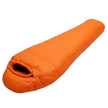 DAFREW El Saco de Dormir de la Momia, el Saco de Dormir al Aire Libre