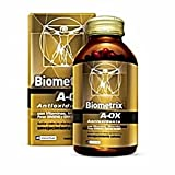 Cheap Biometrix A-OX Antioxidant With Multivitamins And Minerals Plus Ginseng And Ginkgo Biloba 60 Capsules