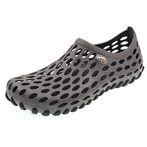 Unisex Water Unisex Amoji Clogs Amoji Water Clogs Outdoor Gray Shoes Sandals Shoes Outdoor Sandals qAwtHH