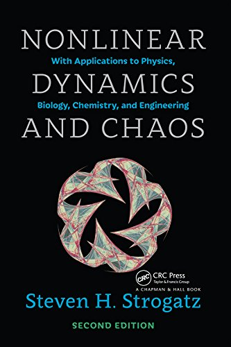 Nonlinear Dynamics and Chaos: With Applications to Physics, Biology, Chemistry, and Engineering (Studies in Nonlinearity) (English Edition)