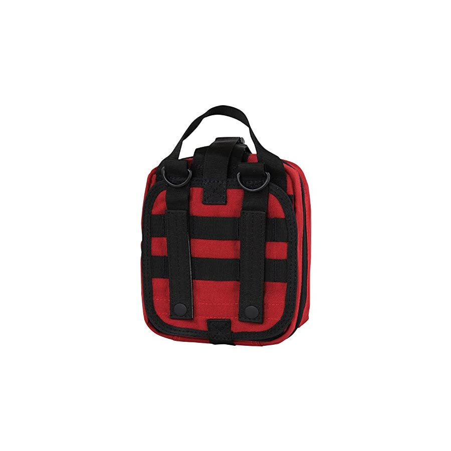 CONDOR Rip Away EMT Pouch Red