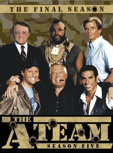 The A-Team - Season Five, The Final Season -