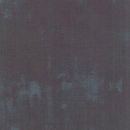 Moda Fabric Grunge Metallic Lead Per 1//4 Metre