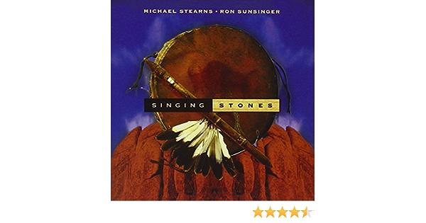 Singing stones CD: Michael Stearns, Ron Sunsinger: Amazon.es ...